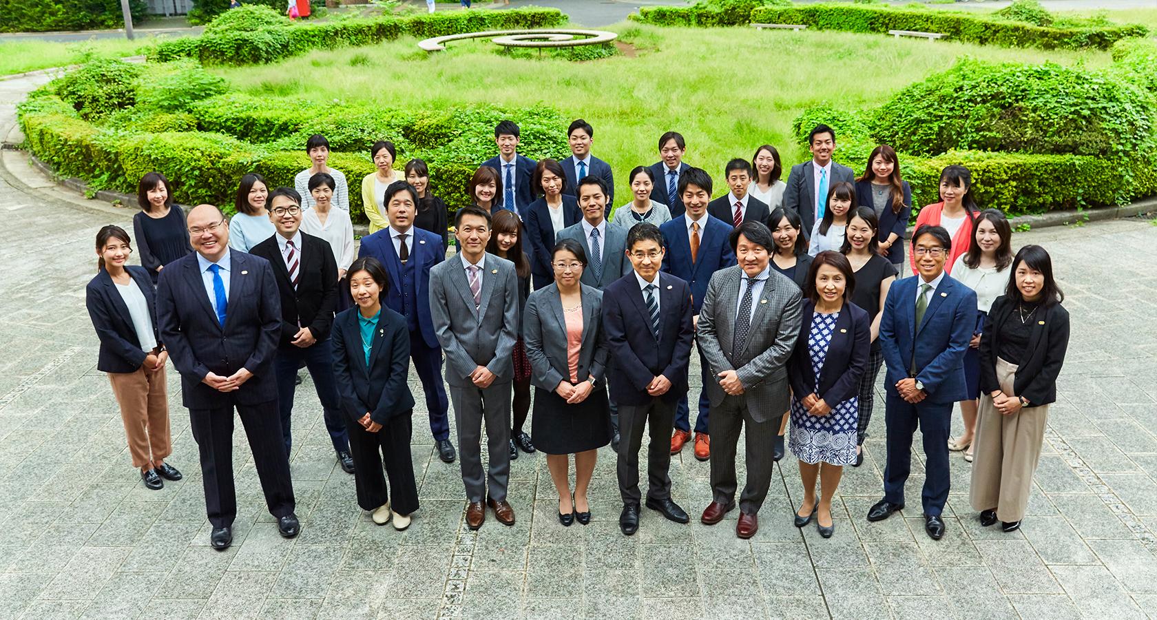 画像: 東京大学TLOメンバー