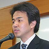 画像: 坪井 貴司 先生(総合文化)